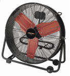 Heaters and Big Ass Fans Rental