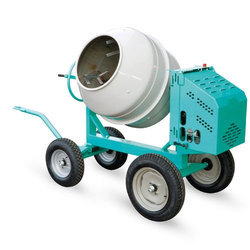 Concrete Mixer Rental