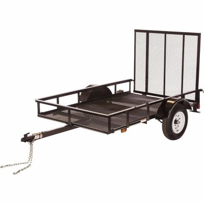 TRAILER, HITCHES & TOW EQUIPMENT