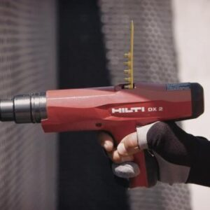 HILTI POWDER ACTUATED STUD GUN
