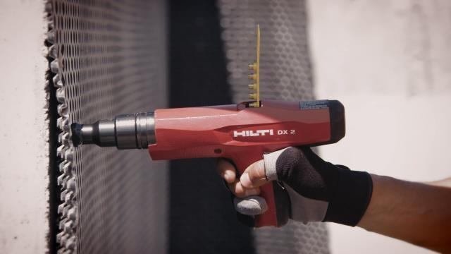 HILTI POWDER ACTUATED STUD GUN