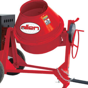 9 CUBIC FOOT CONCRETE MIXER