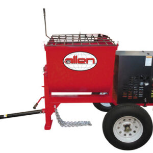9 CUBIC FOOT MORTAR MIXER RENTAL