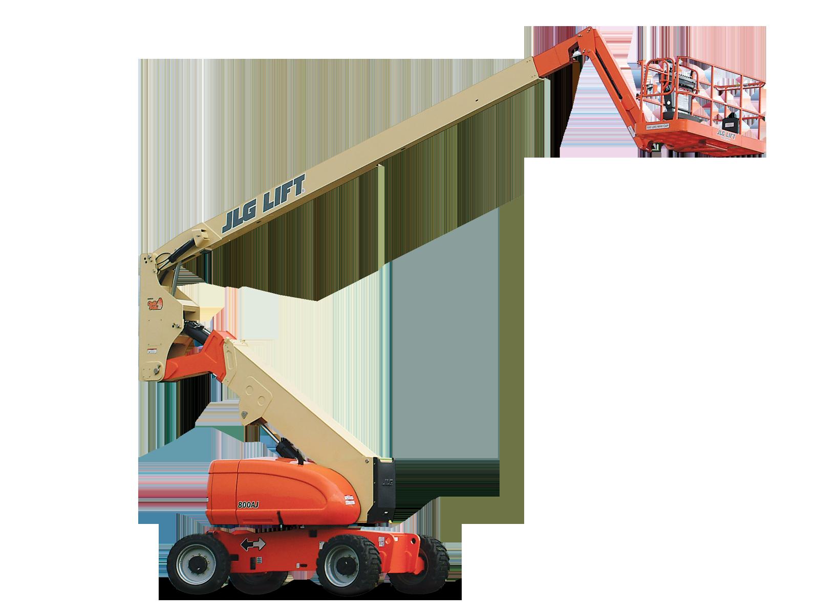800AJ Boom Lift
