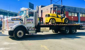 Forklift Rental Delivered