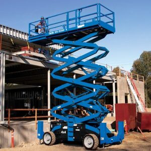 53' Rough Terrain Scissor Lift