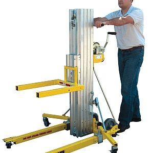 Series 2400 Contractors Lift